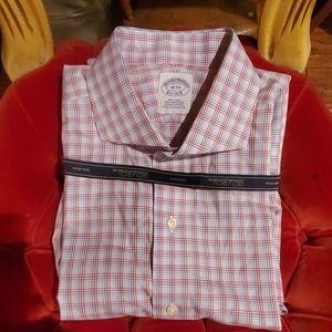 BROOKS BROTHERS MENS DRESS SHIRT 16-33 NWT